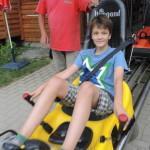 Maxi - 1. Fahrt